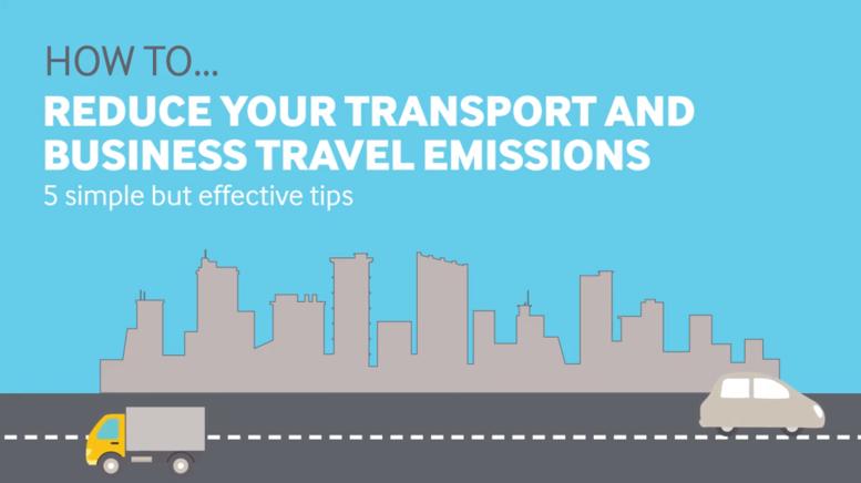 Transport reduced emissions